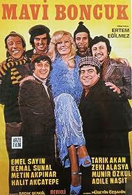 Tarik Akan, Halit Akçatepe, Metin Akpinar, Zeki Alasya, Münir Özkul, Emel Sayin, and Kemal Sunal in Mavi Boncuk (1975)