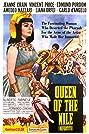 Nefertiti Queen of the Nile (1961) Poster