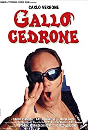 Gallo cedrone (1998) Poster - Movie Forum, Cast, Reviews