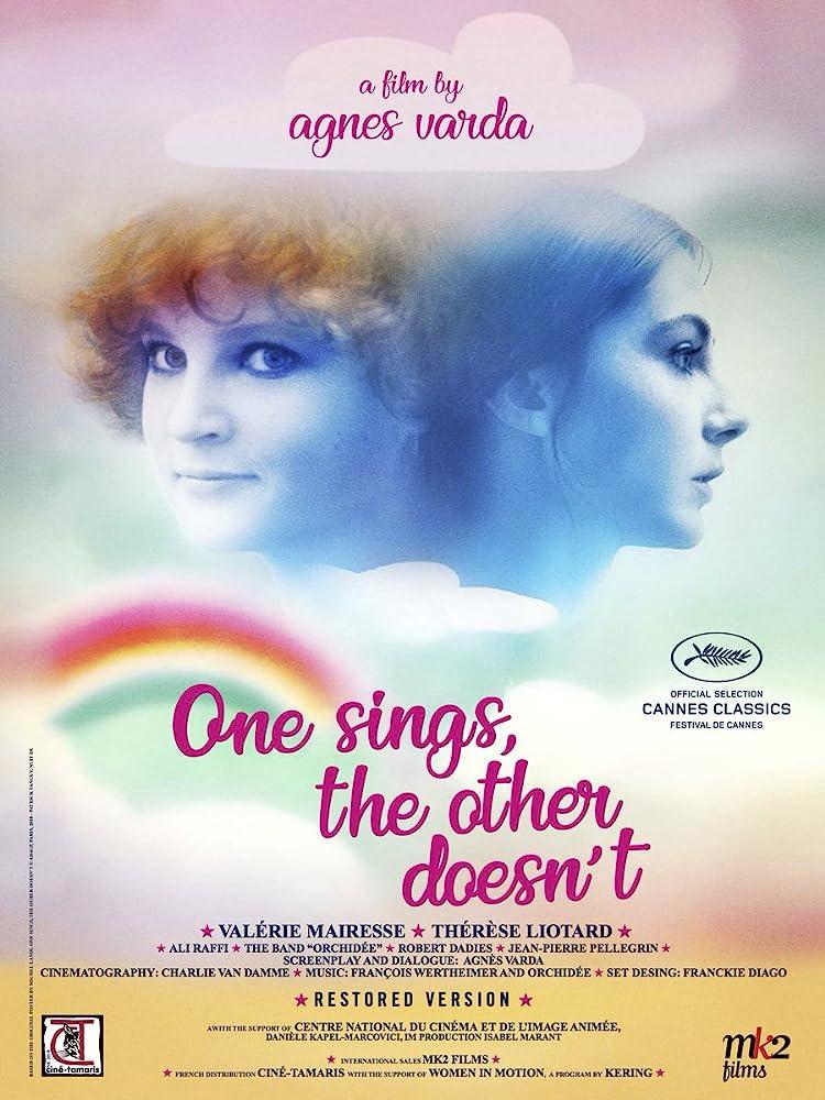 L'une chante l'autre pas (1977)