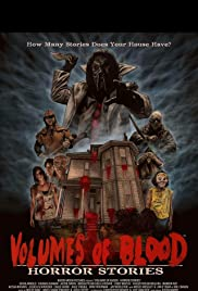 Volumes of Blood: Horror Stories Poster
