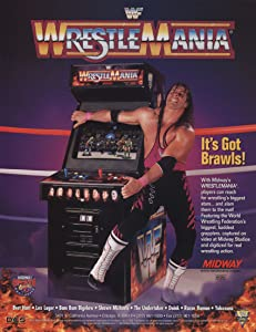 New movie full hd download 2018 WWF WrestleMania: The Arcade Game [2k]