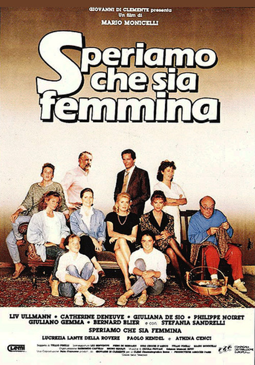 Speriamo che sia femmina (1986) - IMDb
