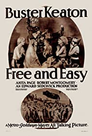 Free and Easy (1930) Poster - Movie Forum, Cast, Reviews