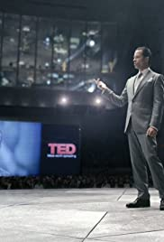 The Peter Weyland Files: TED Conference, 2023 Poster
