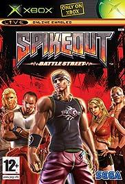 Spikeout: Battlestreet Poster