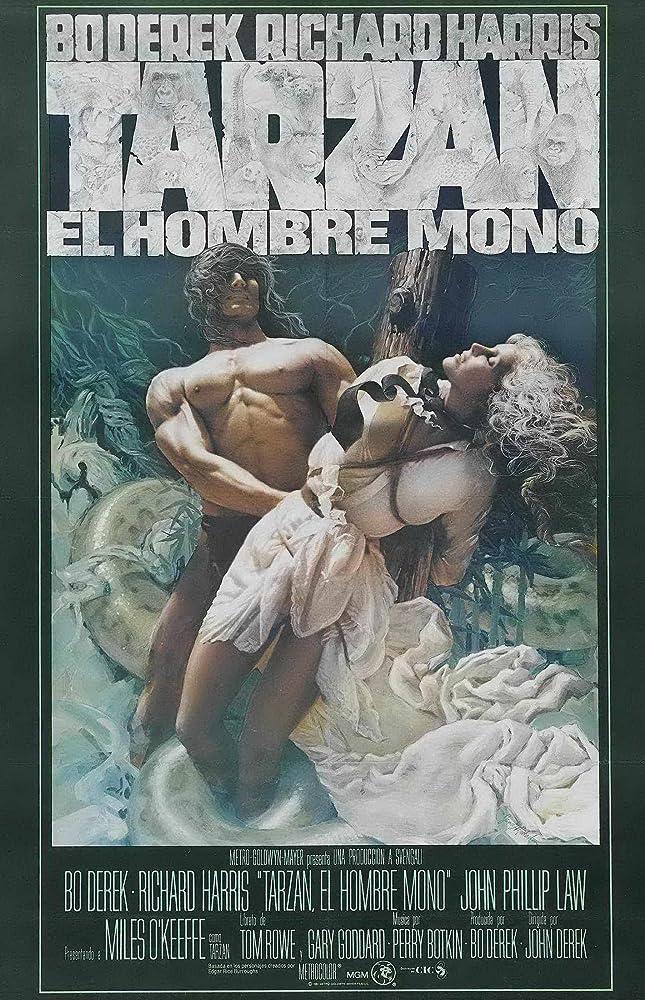 Tarzan The Ape Man 1981 Imdb
