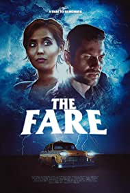 Gino Anthony Pesi and Brinna Kelly in The Fare (2018)