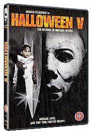 Inside 'Halloween 5' Poster