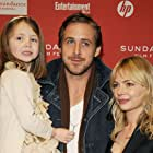 Ryan Gosling, Michelle Williams, and Faith Wladyka at an event for Blue Valentine (2010)