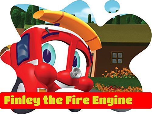 Finley the fire engine by cd + dvd, cd x 2 with vinylesretro ref.