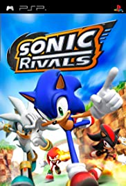 Sonic Rivals Poster