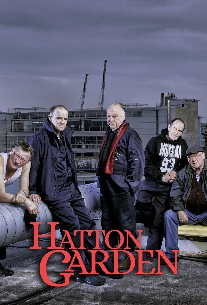 HATTON GARDEN (1 Sezonas)