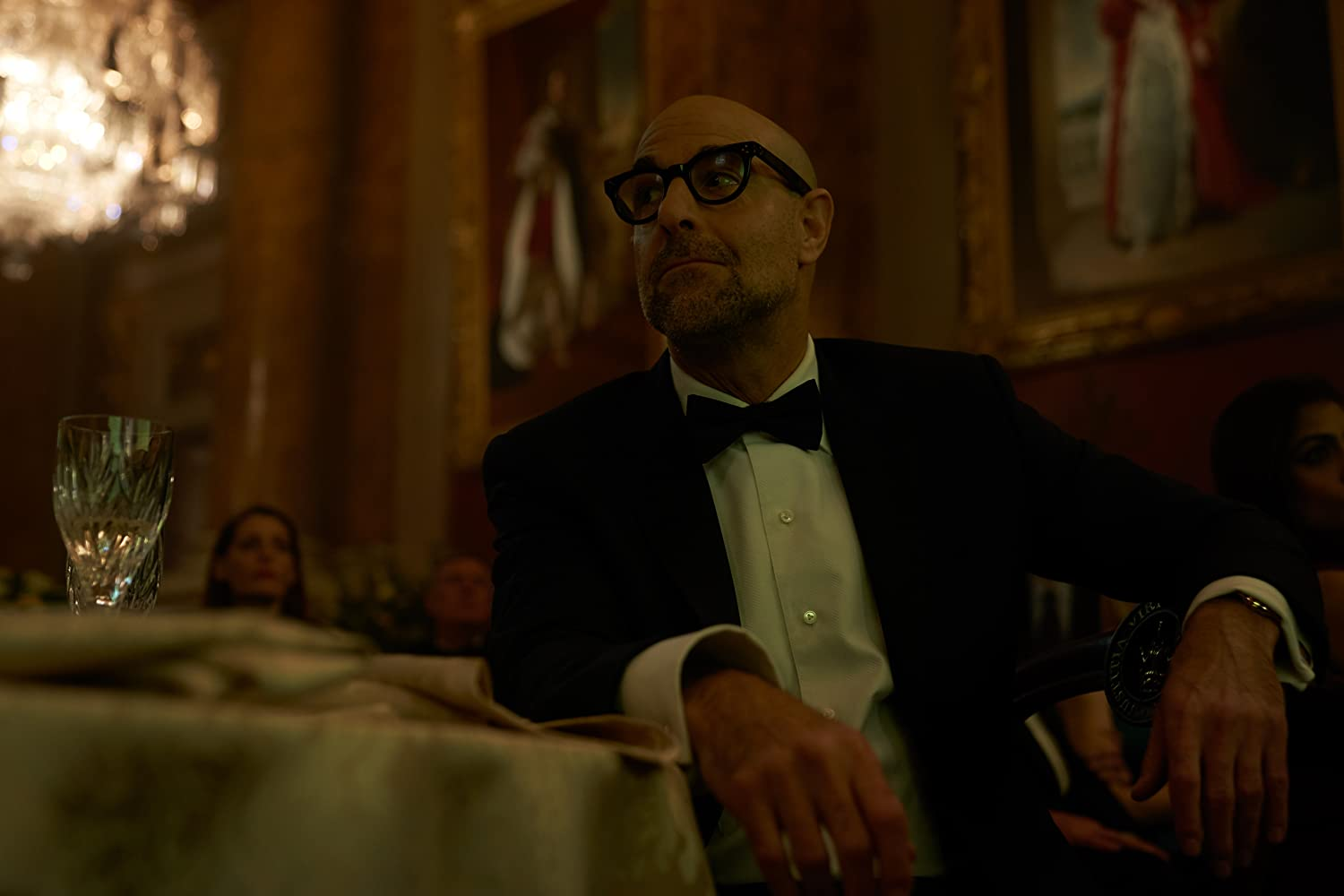 Stanley Tucci in A Private War (2018)
