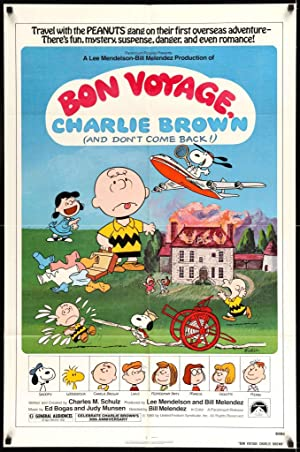 Bon Voyage, Charlie Brown (and Don't Come Back!!) Poster Image