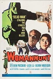 Womanhunt Poster