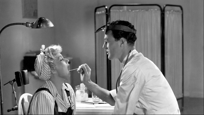 Ann Sothern and James Warren in Maisie Goes to Reno (1944)