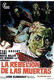 La rebelión de las muertas(1973) Poster - Movie Forum, Cast, Reviews