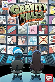 Jason Ritter, Kristen Schaal, Thurop Van Orman, and Alex Hirsch in Gravity Falls Shorts (2013)