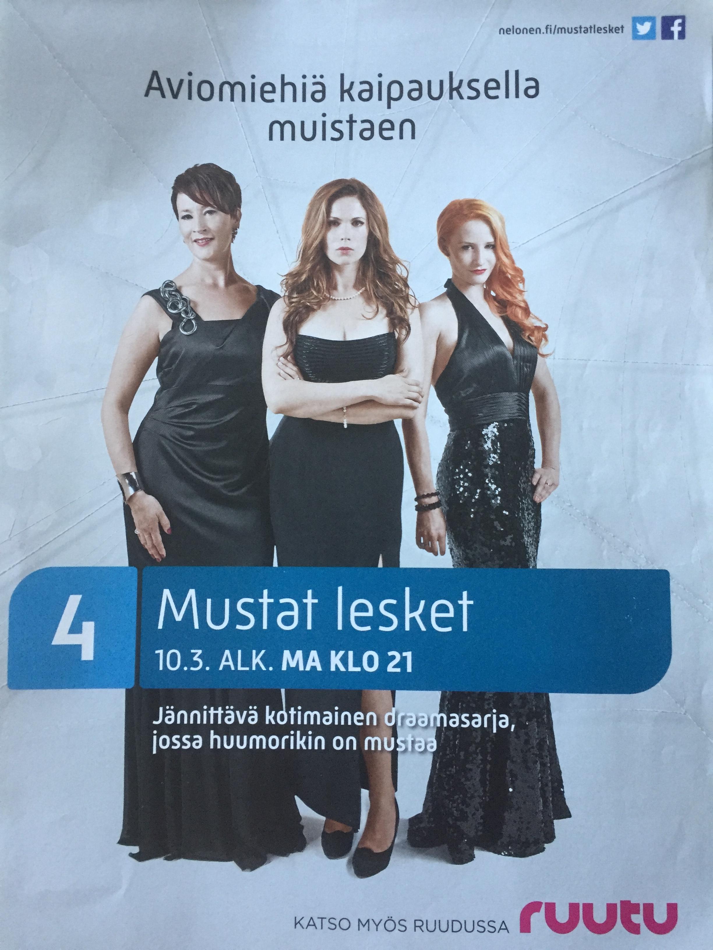 Mustat lesket (TV Series 2014– ) - IMDb