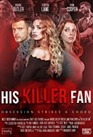 Kadianne Whyte, Teressa Liane, Brooke Butler, and Ryan Cooper in His Killer Fan (2021)