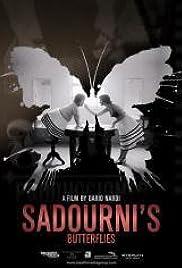 Sadourni's Butterflies Poster