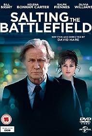 Helena Bonham Carter and Bill Nighy in Salting the Battlefield (2014)