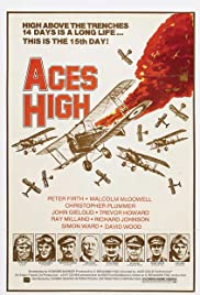 Aces High (1976) Poster - Movie Forum, Cast, Reviews