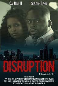 Carl Daniel III and Starleesha Turnbull in Disruption (2019)