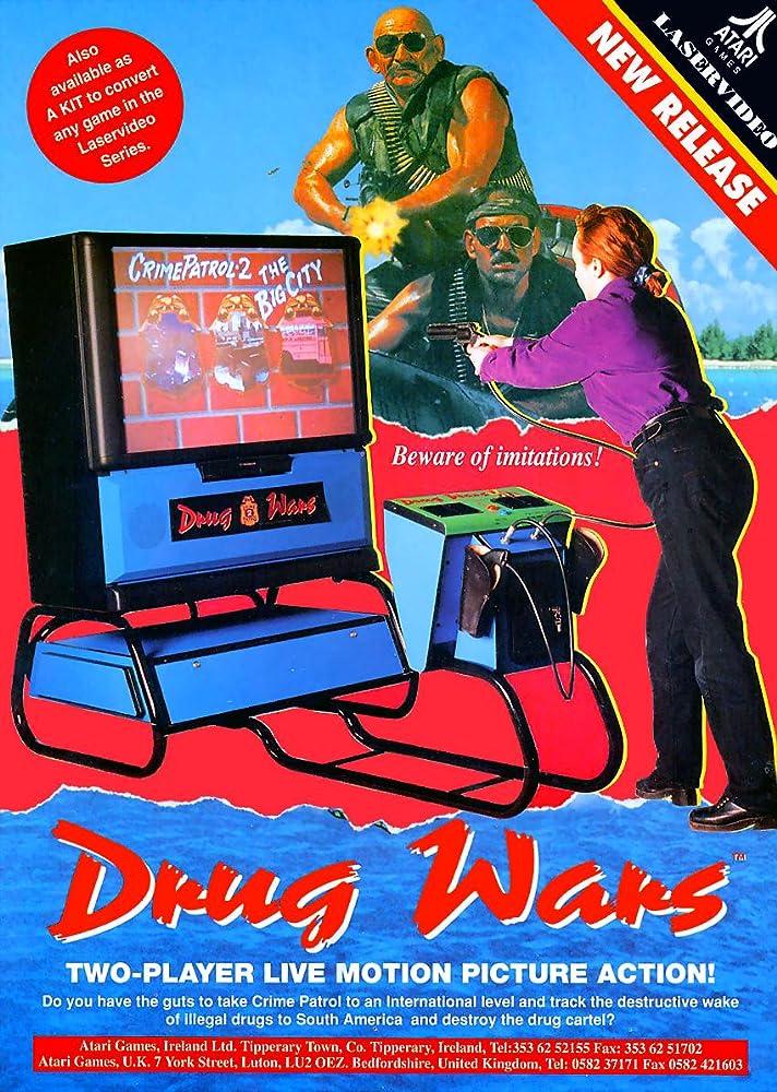 Crime Patrol 2: Drug Wars (1993)
