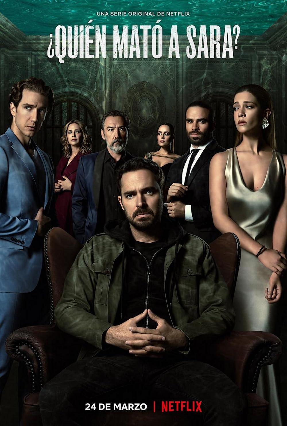 Who Killed Sara? (2021) Season 1 Hindi Dubbed (Netflix)
