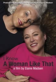 I Know a Woman Like That Poster