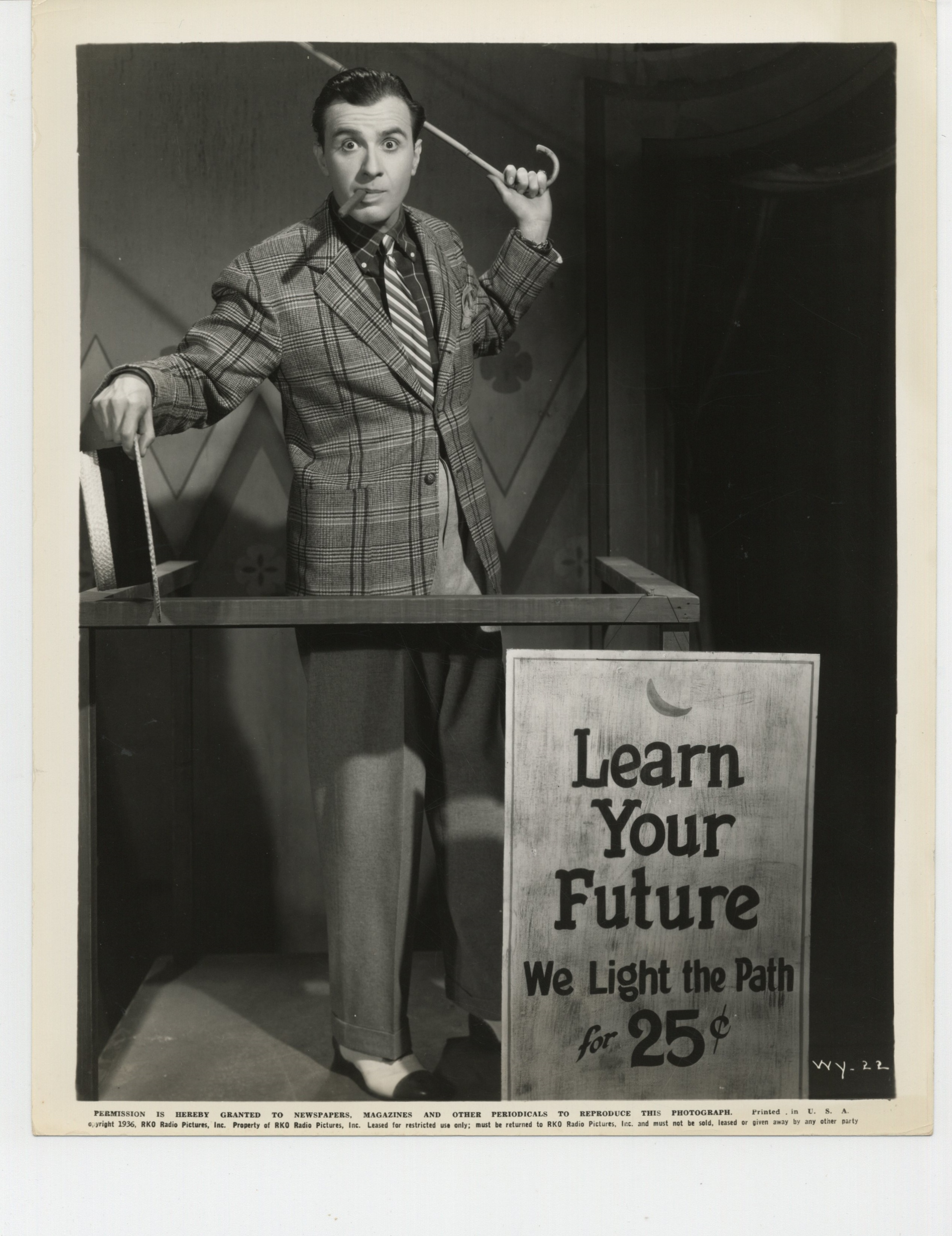 Fred Keating in When's Your Birthday? (1937)
