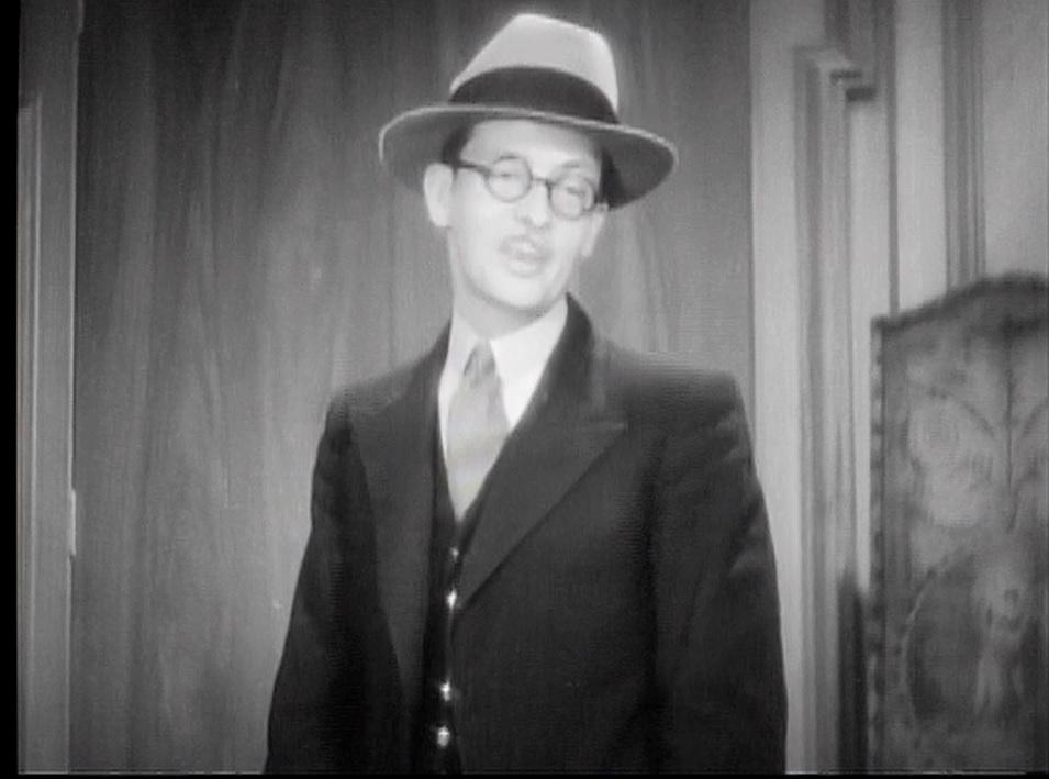 Sam Godfrey in Lawyer Man (1932)
