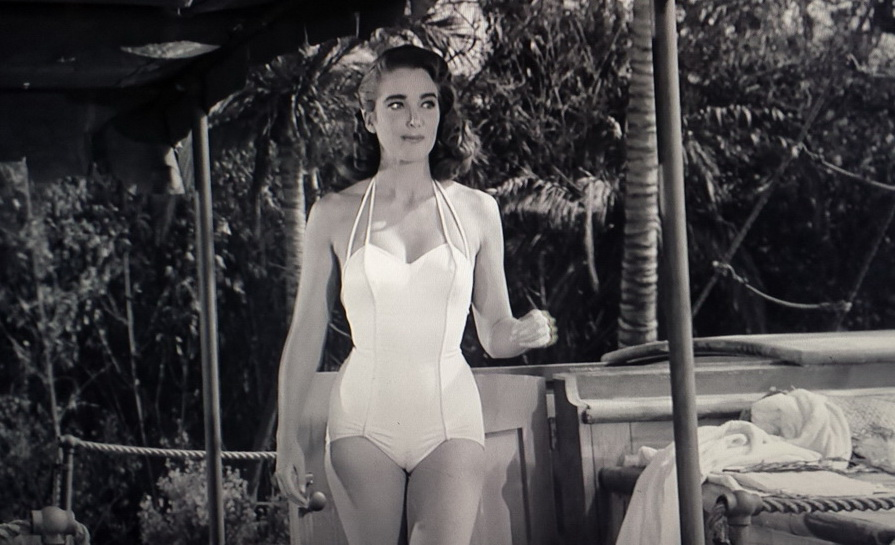 Image result for julie adams creature from the black lagoon