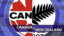 Canadá vs Nueva Zelanda
