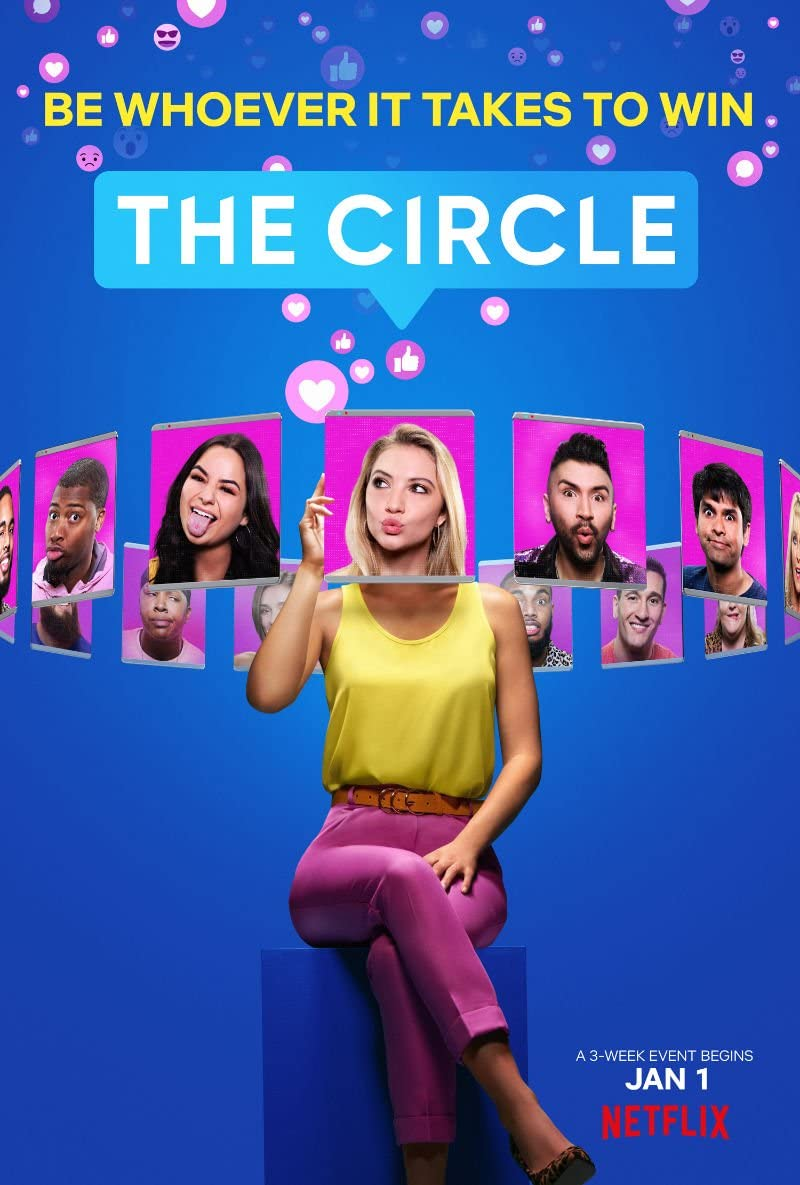 The Circle (第2季) | awwrated | 你的 Netflix 避雷好幫手!