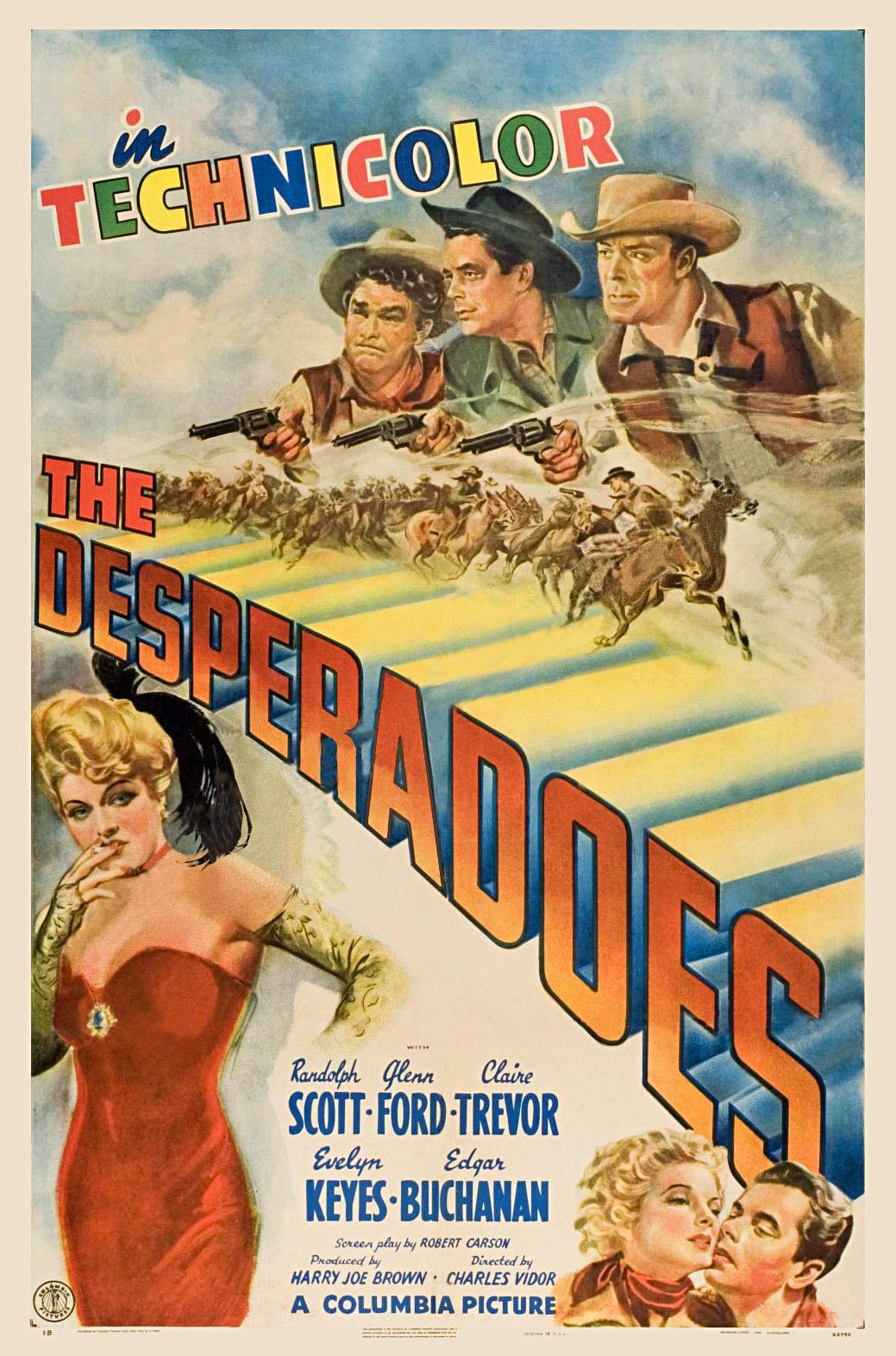 The Desperadoes 1943 Imdb