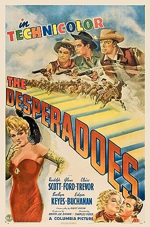 Where to stream The Desperadoes