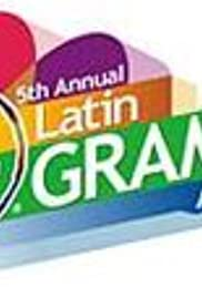 The 5th Annual Latin Grammy Awards Poster