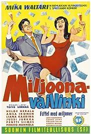 Miljoonavaillinki Poster