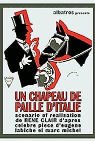 Un chapeau de paille d'Italie (1928)