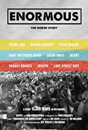 Enormous: The Gorge Story Poster