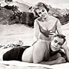 Marlon Brando and Shirley Jones in Bedtime Story (1964)