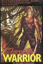Forgotten Warrior Poster