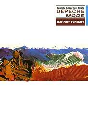 Depeche Mode: But Not Tonight Poster