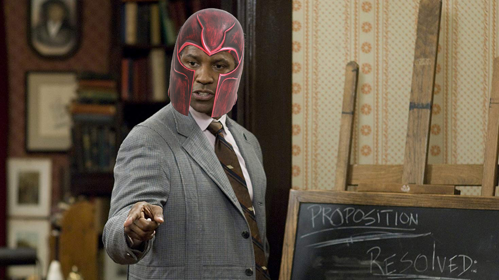 Why Denzel Washington Would Be a Perfect Magneto from The New Mutants (2020)