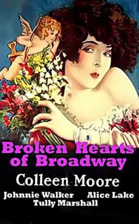 Image result for Broken Hearts of Broadway 1923