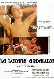La lozana andaluza Poster