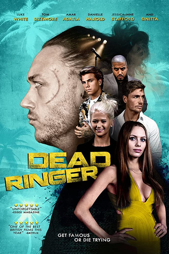 Dead Ringer Movie Poster